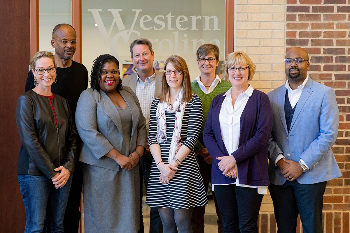 Western Carolina University faculty