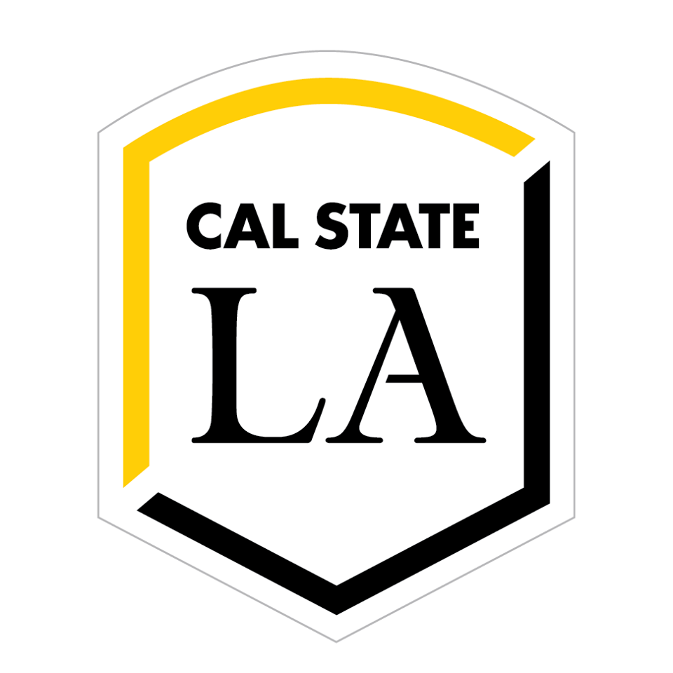 California State University Los Angeles logo
